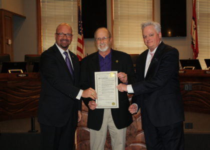 Mayor Lioneld Jordan Proclaims Jan. 22-28 National School Choice Week In Fayetteville