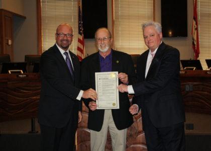 Mayor Lioneld Jordan Proclaims Jan. 22-28 National School Choice Week In Fayetteville