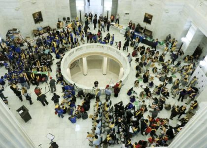 Arkansas School Choice Rally