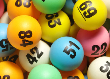 It's Lottery Time!